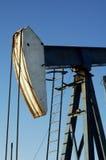 Pozzo di petrolio Fotografia Stock