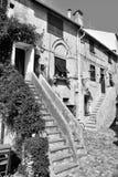 Pozzo-garitta, von Albissola Marina Italy stockbilder