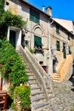 Pozzo-garitta, von Albissola Marina Italy lizenzfreie stockfotografie