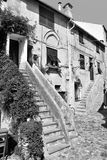 Pozzo-garitta, von Albissola Marina Italy lizenzfreies stockfoto