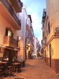 Pozzuoli-Straßenbild Lizenzfreie Stockfotografie