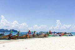 PP island in thailand Royalty Free Stock Images