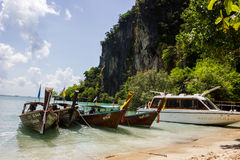 PP island in thailand. Explore the wonders of Thailand Krabi Province Royalty Free Stock Photography