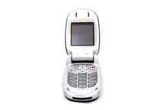öppen telefon för cell Royaltyfri Bild