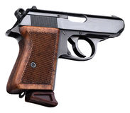 ppk22 walther 图库摄影