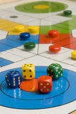 Pqrchis board game. Royalty Free Stock Image