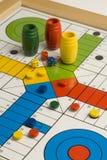 Pqrchis Brettspiel. Stockfoto