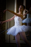 Práctica del ballet Imagenes de archivo