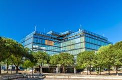 Präfektur von Gironde-Abteilung im Bordeaux, Frankreich Lizenzfreies Stockfoto