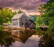Prägen Sie Haus Lizenzfreies Stockfoto