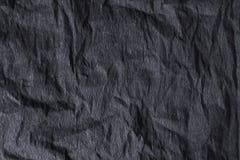 Präglad bakgrund för svart arkivfoto