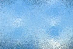 Präglad glass texturtapet Ojämn glass yttersidabakgrundsbild Patern fönsterekskäll Lättnadsfönsterrutamodell Closeu Royaltyfri Bild