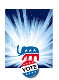 Präsident 2008 Election Lizenzfreies Stockbild