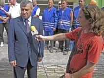 Präsident Lizenzfreies Stockbild