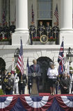 Präsident George W. Bush Lizenzfreie Stockfotografie