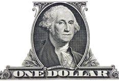 Präsident George Washington Lizenzfreies Stockfoto
