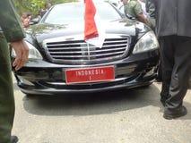 Präsident Jokowi Stockfotografie