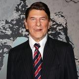 Präsident Ronald Reagan Stockbild