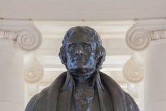 Präsident Thomas Jefferson Stockbild