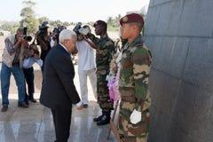 Präsident von Kap-Verde P.Pires Lizenzfreie Stockfotografie