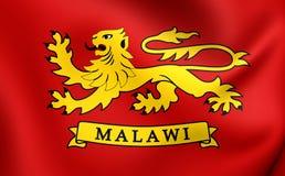 Präsident von Malawi-Standard Stockfotos