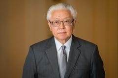Präsident von Singapur Tony Tan Keng Yam Stockfotografie