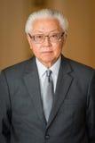 Präsident von Singapur Tony Tan Keng Yam Lizenzfreie Stockfotos