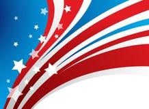 Präsidenten Day Vector Background Lizenzfreies Stockfoto