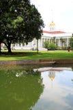 Präsidentenpalast in Bogor, Indonesien stockfotografie