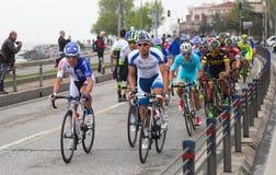 51. Präsidentenradtour von der Türkei Stockfoto