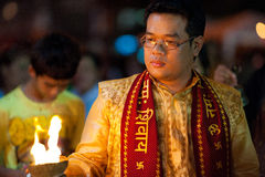 präst Royaltyfri Fotografi