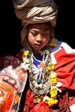 präst för bhaktapurnepal nevaris Royaltyfri Bild