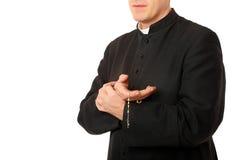 prästbarn royaltyfri foto
