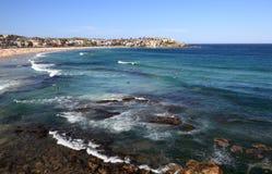 Près de la plage de Bondi, Sydney, Australie Photos stock