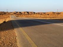 Près de Shuwaymiyah, l'Oman Photos libres de droits