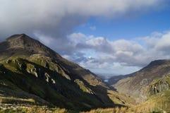 Près de Snowdon Photos libres de droits