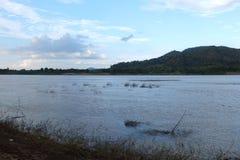 Près du lac Photographie stock libre de droits