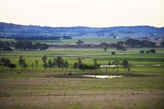 Pré rural photo libre de droits