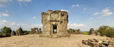 Pré temple de Rup, Angkor Vat, Cambodge Photo stock