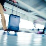 Précipitation d'aéroport Images libres de droits