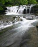 Précipitation de fleuve Photos libres de droits