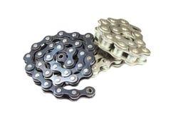 Précision de rouleau d'entraînement à chaînes pour ISO606 Photo libre de droits