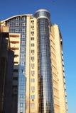 Prédio de apartamentos alto novo da elevação Fotos de Stock Royalty Free
