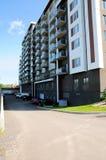 Prédio de apartamentos, Canadá Imagens de Stock