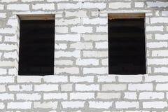 Prédio de apartamentos da construção Fotos de Stock Royalty Free