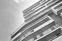 Prédio de apartamentos moderno, luxuoso Rebecca 36 Fotografia de Stock