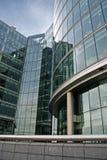 Prédio de escritórios Imagem de Stock