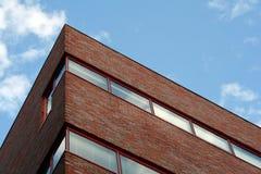 Prédio de escritórios Foto de Stock Royalty Free