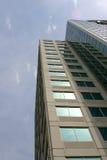 Prédio de escritórios da baixa Fotografia de Stock Royalty Free