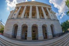 Prédio de escritórios da casa de Longworth, Washington DC fotografia de stock